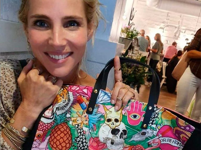 El bolso solidario de Elsa Pataky que todas deberíamos tener