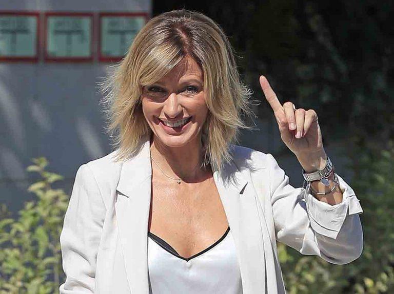 Susanna Griso se une a la superstición más famosa de Ana Rosa Quintana en el día de su 50 cumpleaños