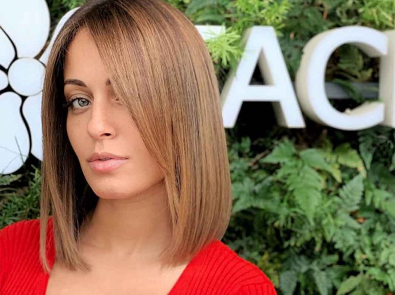 Hiba Abouk cambia de look después de anunciar su embarazo