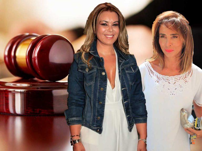 María José Campanario gana a María Patiño y Telecinco en los tribunales