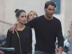 Rafa Nadal vuelve al trabajo tras su boda con Xisca Perelló: «Nos divertimos un montón»