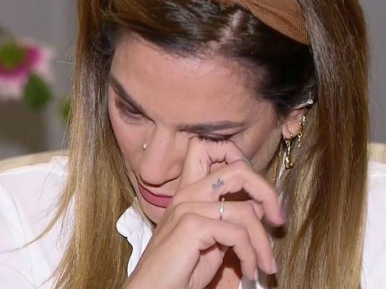 Raquel Bollo, tras confirmarse el embarazo de su hija Alma Cortés: «Ha sido un shock»