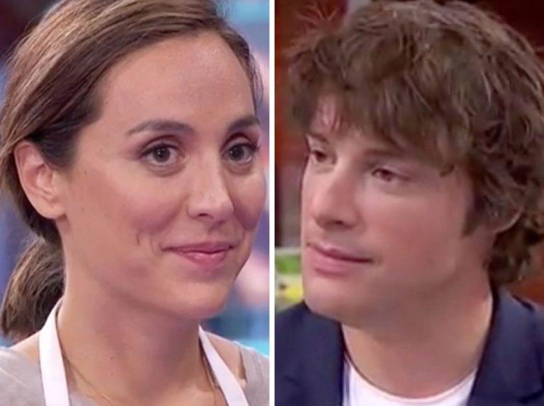 'Masterchef Celebrity': Jordi Cruz habla a Tamara Falcó de Isabel Preysler como «su suegra»