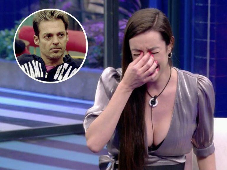 'GH VIP 7': Adara Molinero se derrumba tras enfrentarse a Hugo Castejón