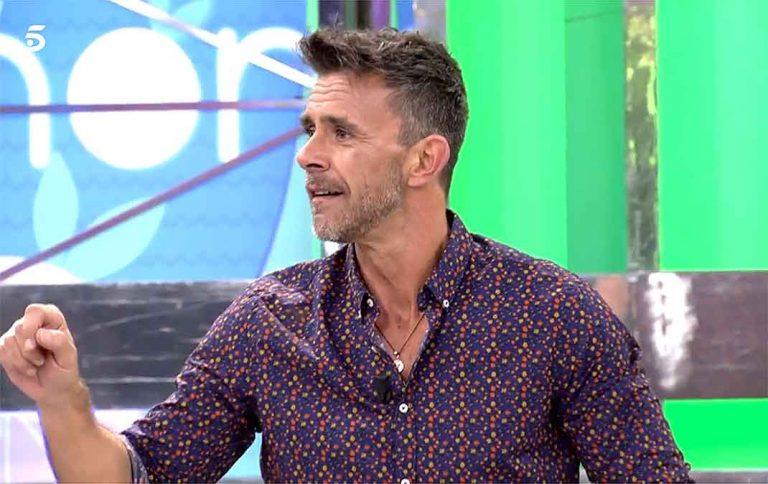 Alonso Caparrós cumple su sueño y se convierte en presentador de 'Sálvame Limón'