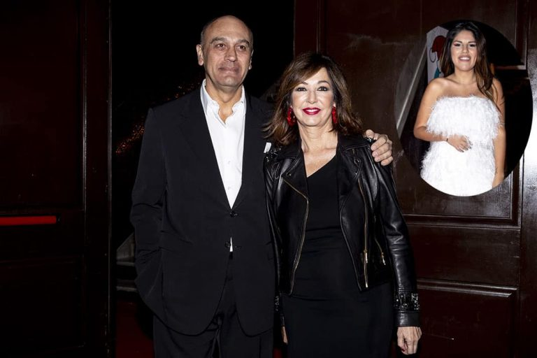 Ana Rosa Quintana se va de fiesta con Isa Pantoja