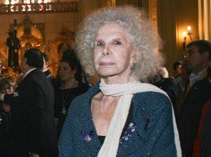 El funeral que la duquesa de Alba jamás hubiera deseado: sus hijos, a la gresca