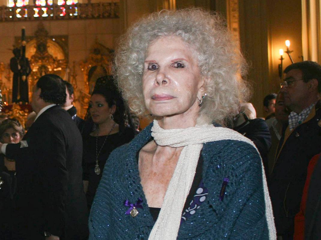 La Duquesa De Alba Cinco Años Sin Ella Y Así Se Ha Fracturado Su Familia