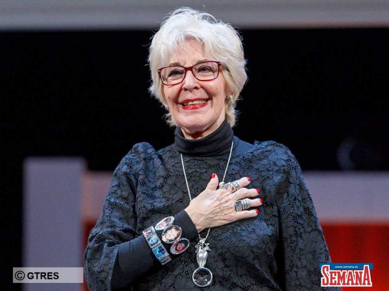 Un amor, una infidelidad, mucha pasión y una vida sobre el escenario: Concha Velasco cumple 80 años