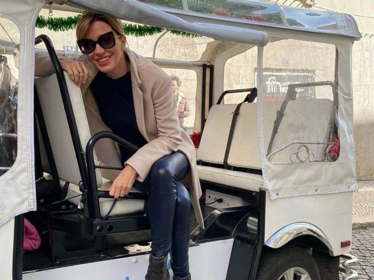 Fotos del día: La escapada de desconexión total de Susanna Griso a Portugal