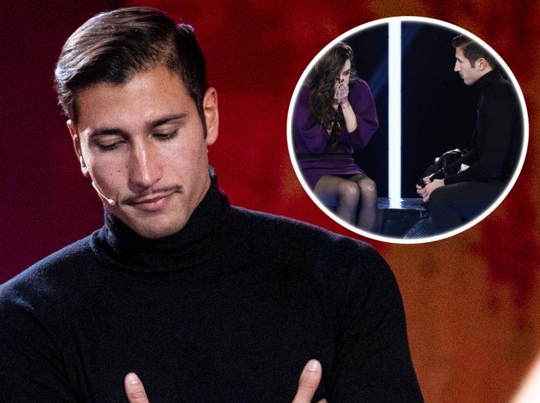 Gianmarco, arrepentido de su despedida de Adara: «Le daría un beso»