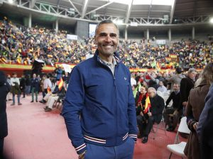 El hermano de Carmen Lomana, en el Congreso como diputado de Vox por Albacete