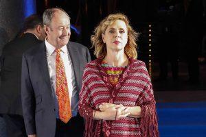 Ágatha Ruiz de la Prada cuenta toda la verdad sobre su ruptura con Luis Miguel Rodríguez