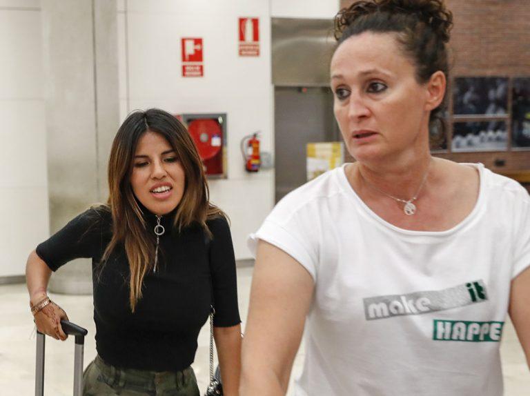 Chabelita, Dulce, Asraf y Alberto llegan del viaje «en familia» que más dolerá a Isabel Pantoja