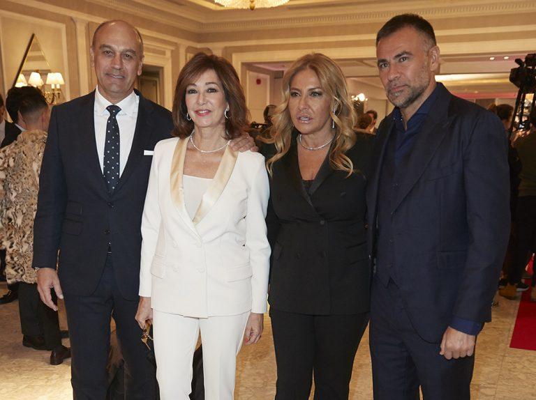 Los famosos apoyan a la Fundación Querer de Pilar García de la Granja