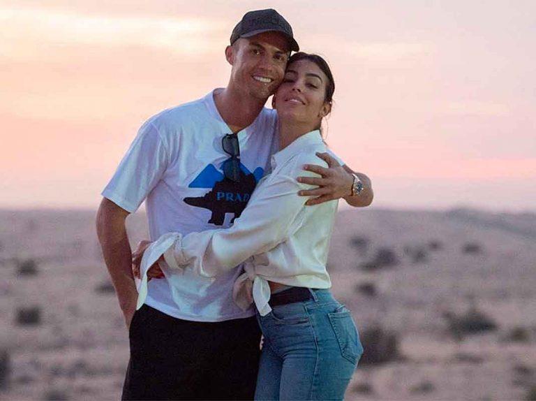 Cristiano Ronaldo y Georgina Rodríguez: ¿se han casado por sorpresa?