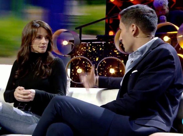 'GH VIP 7': Tensión entre Gianmarco y la madre de Adara