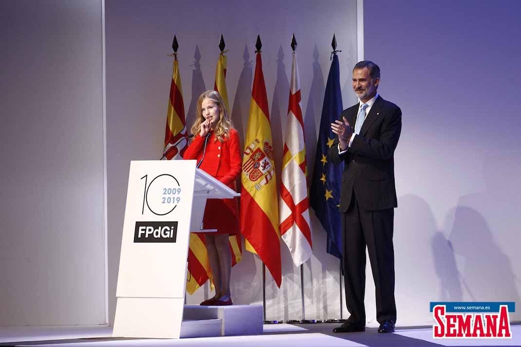 Leonor Princesa de Girona