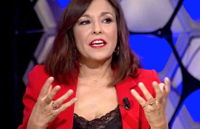 Isabel Gemio vuelve a defenderse de los ataques: «Jamás he gritado a nadie»