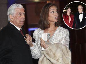 Isabel Preysler y Mario Vargas Llosa coinciden con Carlos Falcó en la ópera