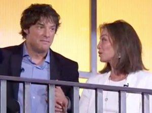 'Masterchef Celebrity': Isabel Preysler, encantada con su «yerno», Jordi Cruz