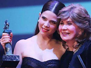 Fotos del día: La noche más especial de Juana Acosta