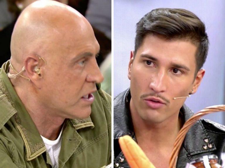 La advertencia de Kiko Matamoros a Gianmarco: «Huye de Adara, es una mujer inestable»