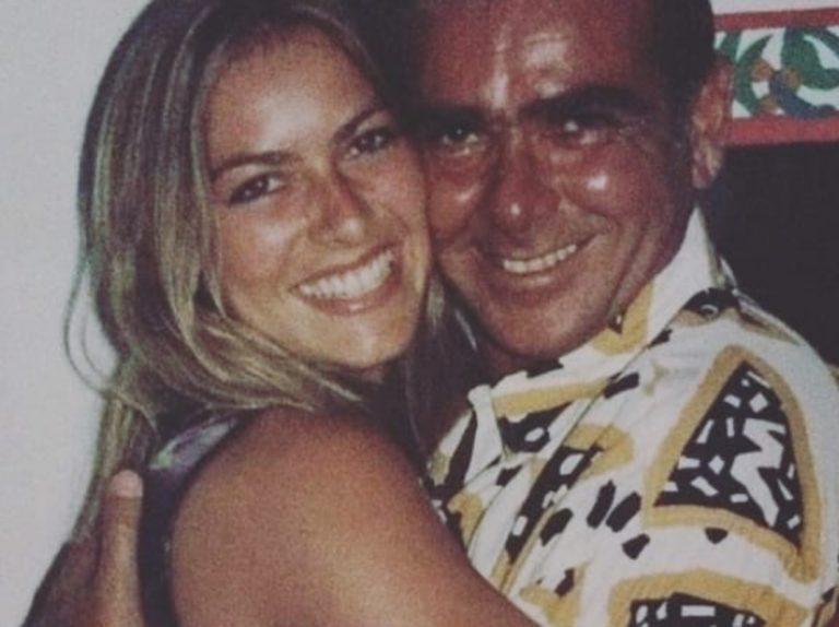 El emotivo mensaje de Kira Miró tras la muerte de su padre