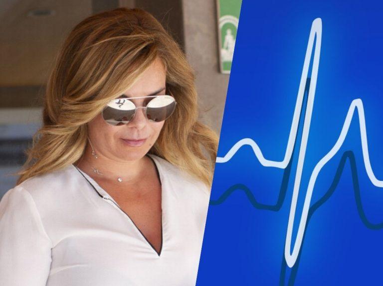 ¿Tan grave es? La verdad sobre los ingresos hospitalarios de María José Campanario