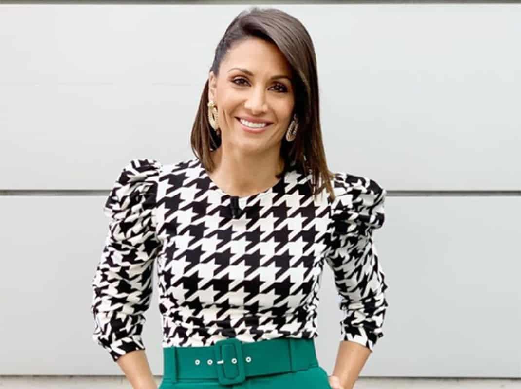 Nagore Robles presentadora