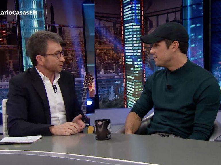 'El Hormiguero': La pregunta de Pablo Motos a Mario Casas que ha cabreado a la audiencia