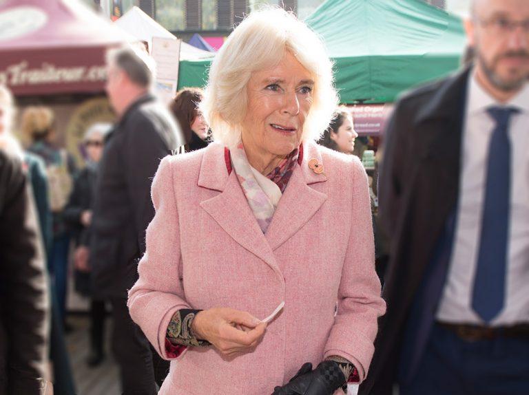 Camilla Parker Bowles desata la alarma sobre su salud al cancelar un compromiso