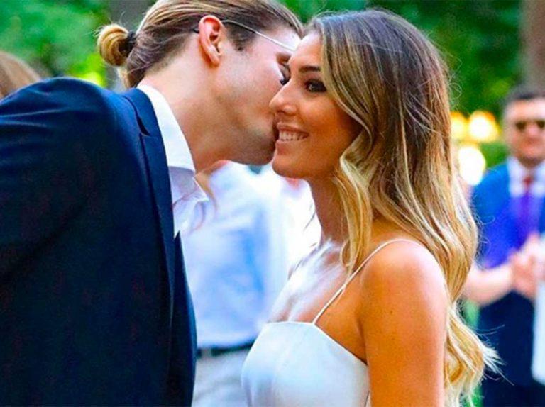 El emotivo vídeo con el que Anna Ferrer Padilla celebra su primer aniversario junto a su novio