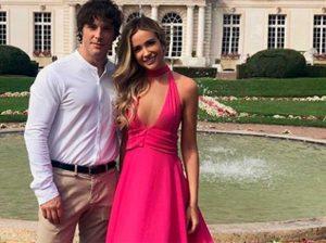 El romántico mensaje de Jordi Cruz a su novia tras su beso con Tamara Falcó