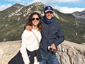 Rafa Nadal comparte una foto con su mujer, Xisca Perelló, tres años después de hacerlo por última vez