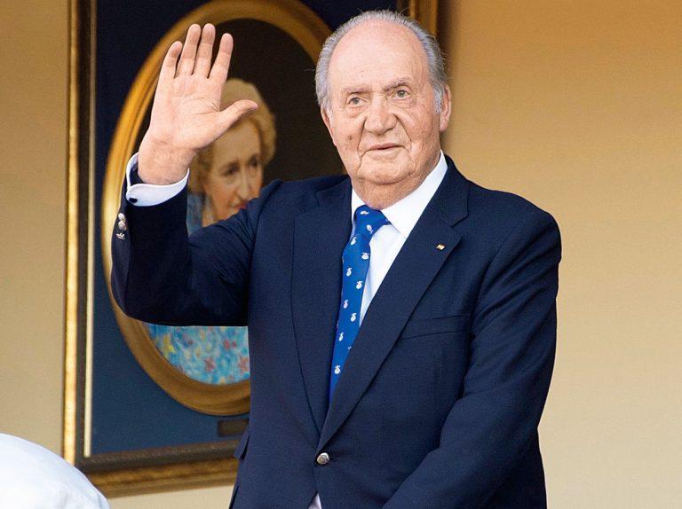 Jaime Peñafiel desvela una nueva supuesta amante del Rey Juan Carlos