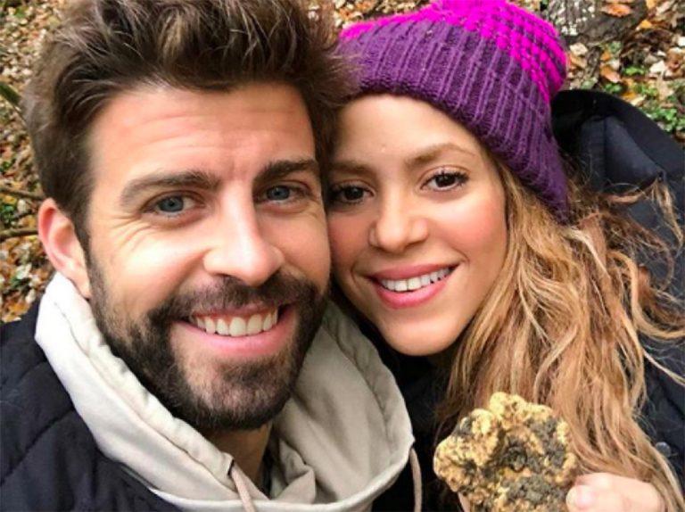 Gerard Piqué, el mayor apoyo de Shakira en el estreno de su película