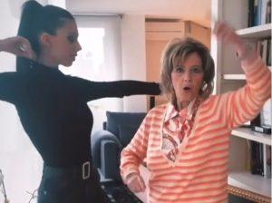 El vídeo del baile de María Teresa Campos y Alejandra Rubio que ha revolucionado las redes
