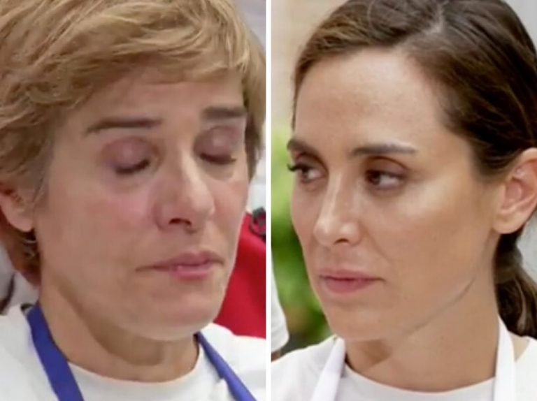 'Masterchef Celebrity': Tamara Falcó saca carácter y se enfrenta a Anabel Alonso