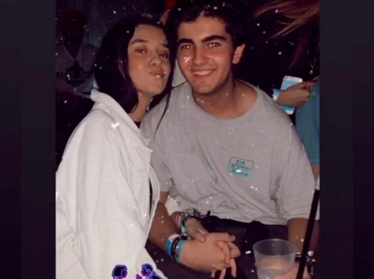 La declaración de amor de Victoria Federica a su novio, Jorge Bárcenas