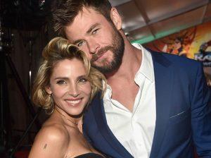 La condición de Elsa Pataky para que su marido, Chris Hemsworth, vuelva a ser Thor