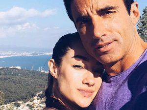 Hugo Sierra explica la relación que tiene con Adara