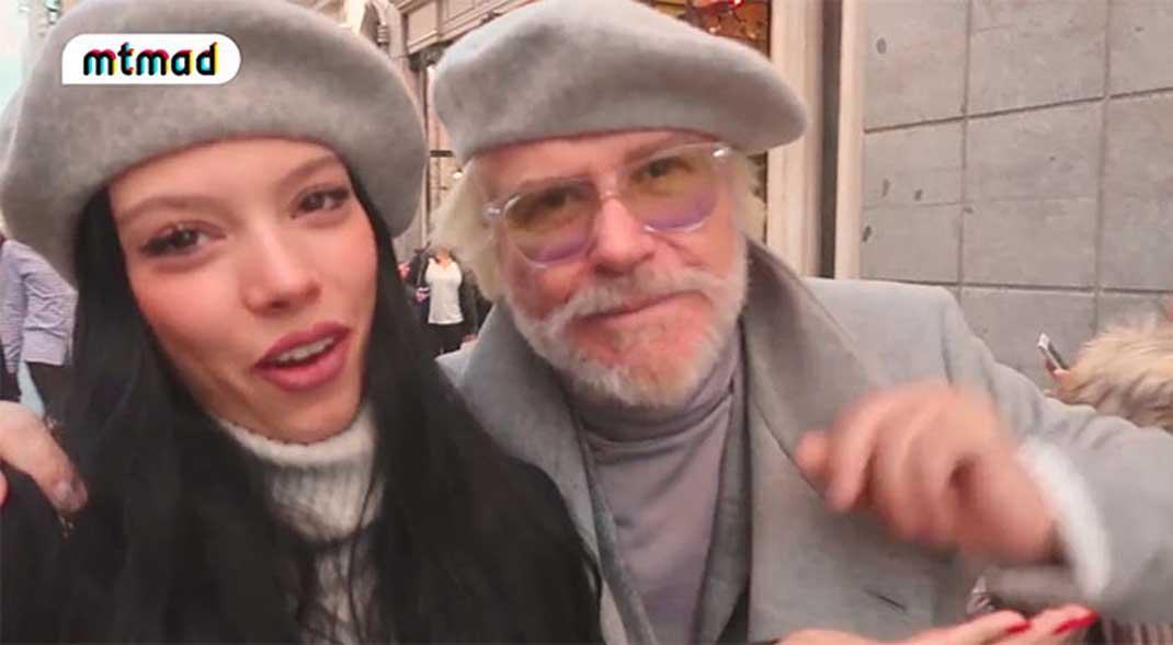 Alejandra Rubio y Edmundo Arrocet