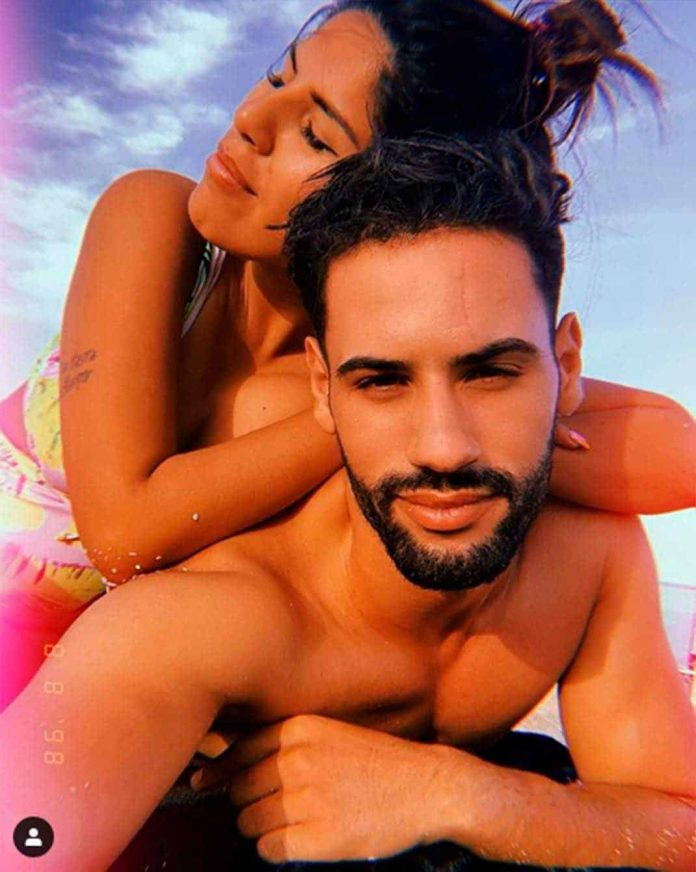 Chabelita Pantoja y Asraf Beno