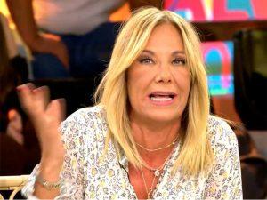 'Sálvame': Belén Rodríguez abandona el programa tras el fichaje de Antonio David Flores