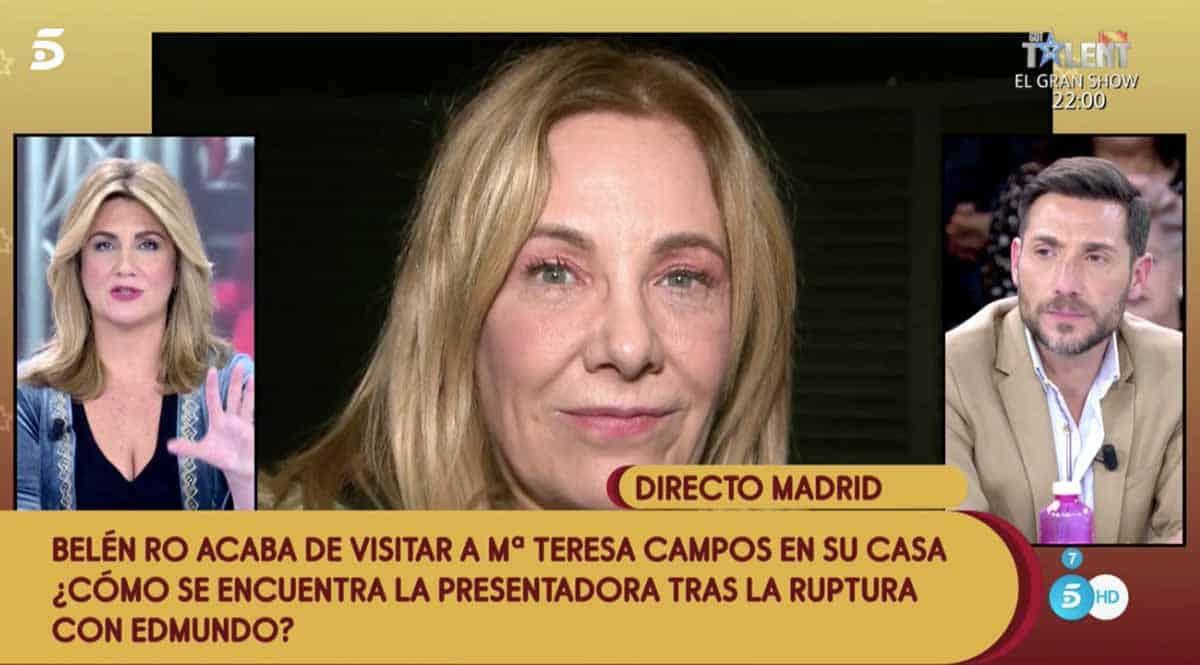 Belén Rodríguez Antonio David Flores