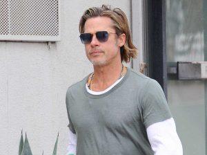 Brad Pitt entre dos mujeres: queda con Alia Shawkat, pero tontea con otra