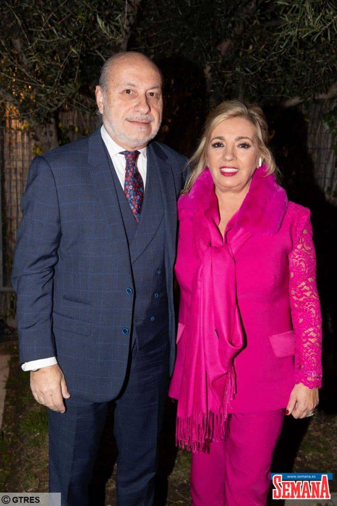 Carmen Borrego, José Carlos Bernal