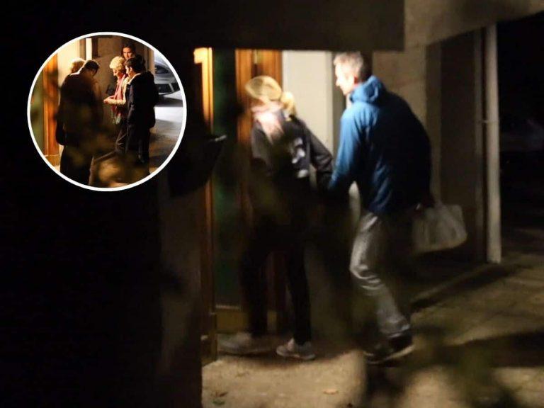 Iñaki Urdangarin y su familia regresan a casa en su tercer día de permiso penitenciario