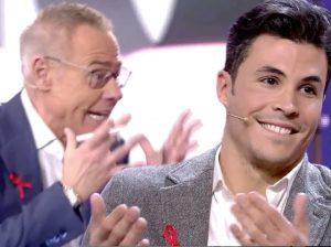 Jordi González estalla y echa la bronca a Kiko Jiménez en directo